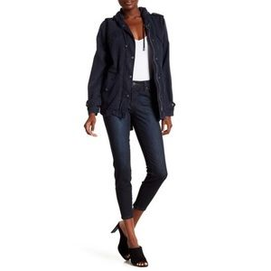 Kut from the Kloth Connie Zip Skinny Ankle Jean